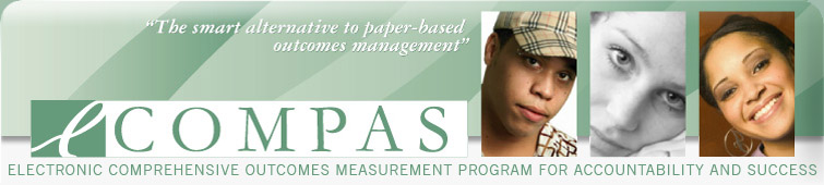 e-C.O.M.P.A.S. | electronic Comprehensive Outcomes Measurement Program for AIDS/HIV Services